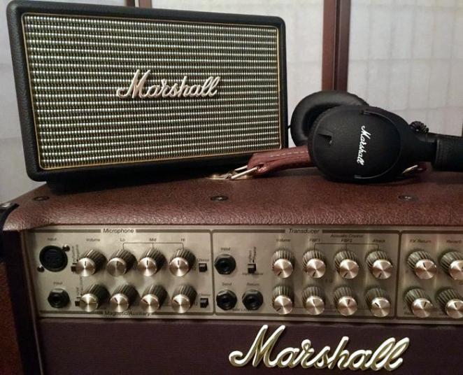Marshall-Trio, quer