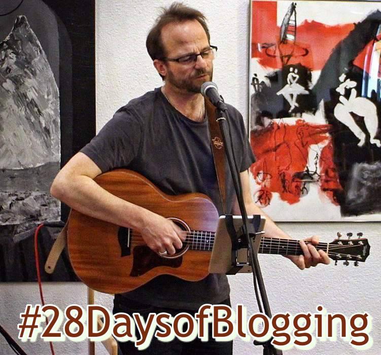 #28DaysofBlogging